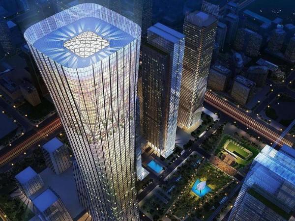 中国尊大楼修建与我司达成建筑管道供需战略合作