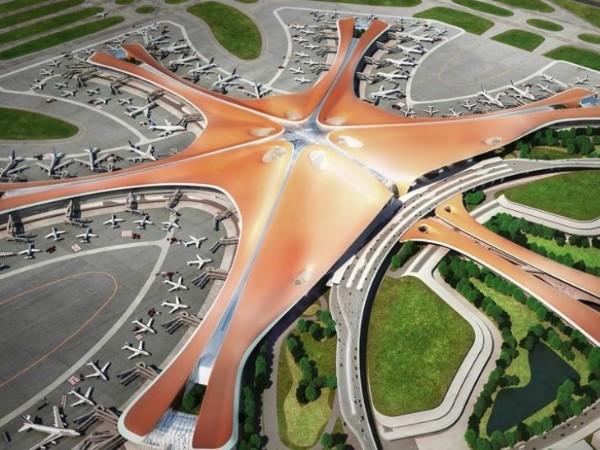 北京大兴国际机场项目修建与我司达成建筑管道供需战略合作