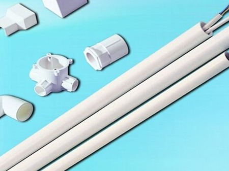 PVC电工套管及配件