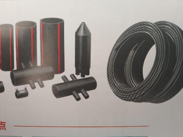 联塑PE地热泵管