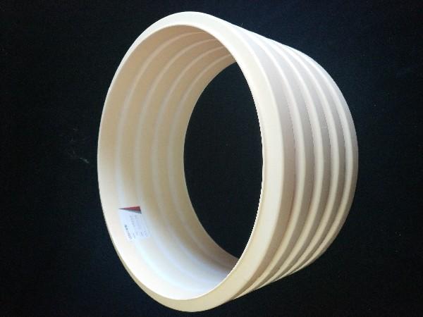 联塑PVC双壁波纹管材