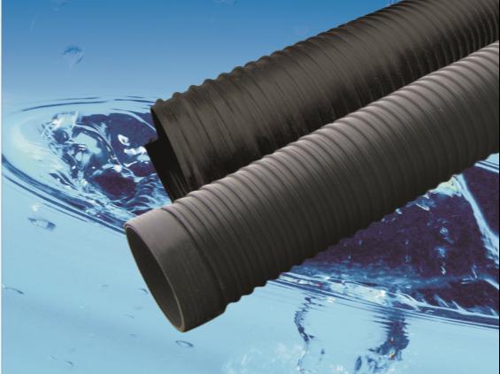 PE增强钢带管