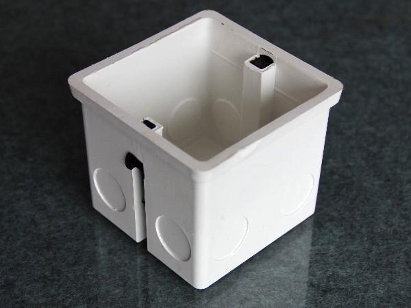 PVC注胶方盒
