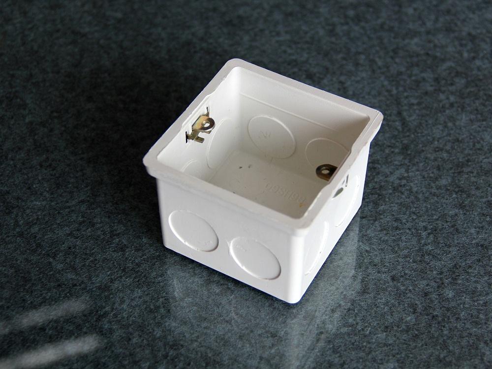 PVC双调方盒