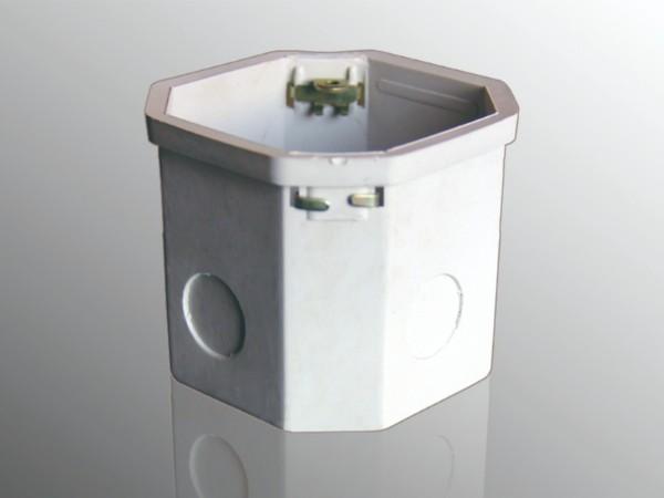 PVC双调八角盒