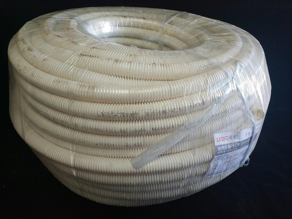 联塑PVC穿线波纹管
