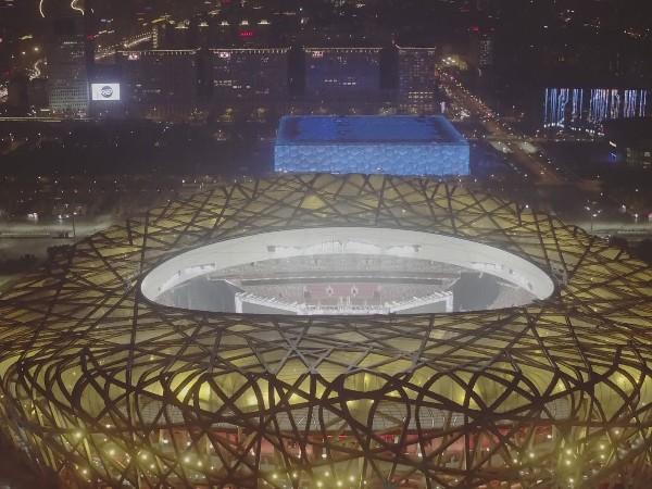 北京奥林匹克公园项目修建与我司达成建筑管道供需战略合作