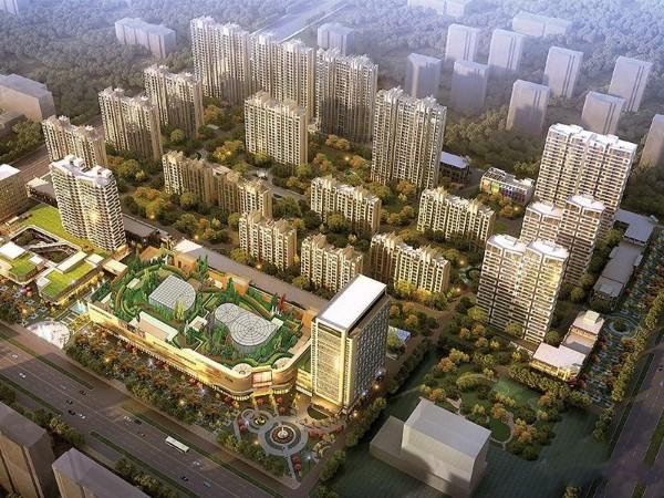 河北未来城项目修建与我司达成建筑管道供需战略合作