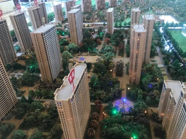 包头锦尚国际项目修建与我司达成建筑管道供需战略合作