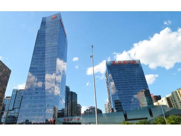 北京金地中心项目修建与我司达成建筑管道供需战略合作