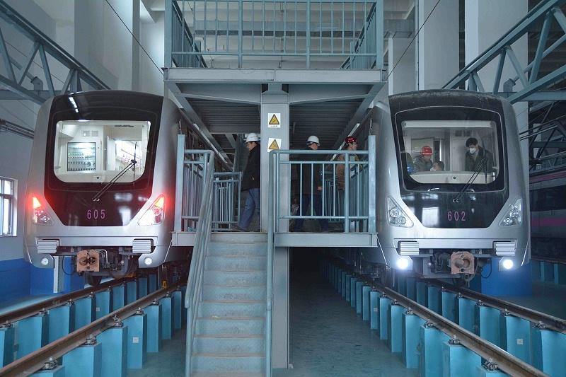 天津地铁6号线