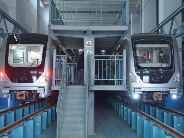 天津地铁6号线项目修建与我司达成建筑管道供需战略合作