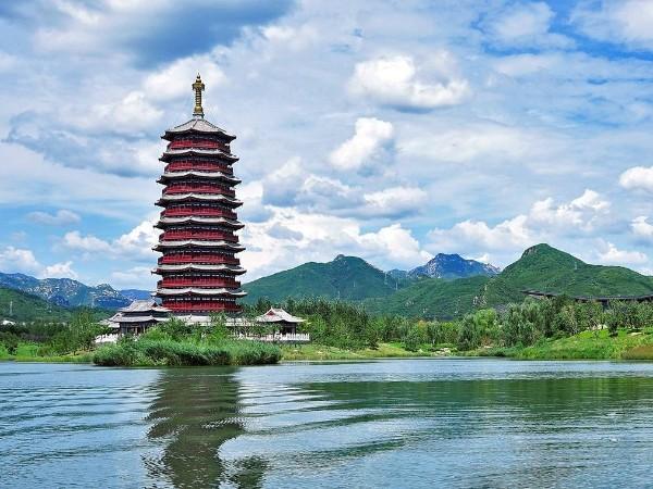 北京园博园项目修建与我司达成建筑管道供需战略合作