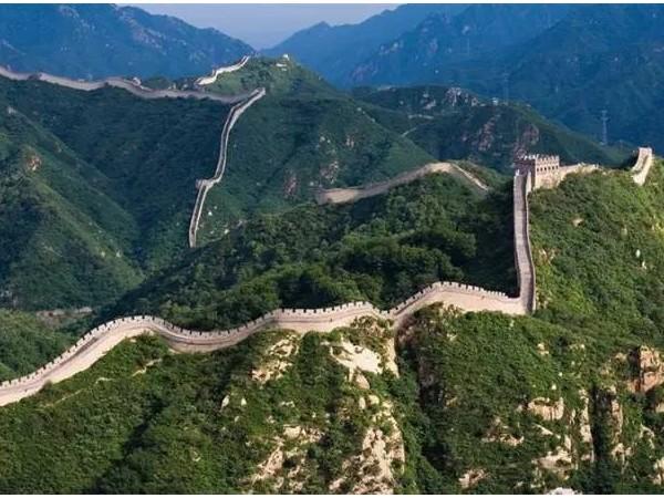 八达岭长城项目修建与我司达成建筑管道供需战略合作