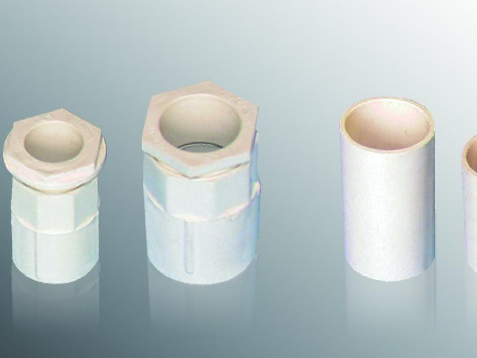 PVC管直接