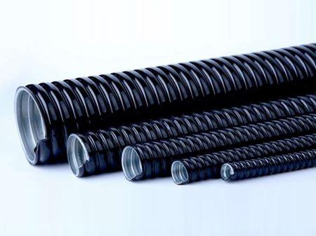 金属包塑软管及配件